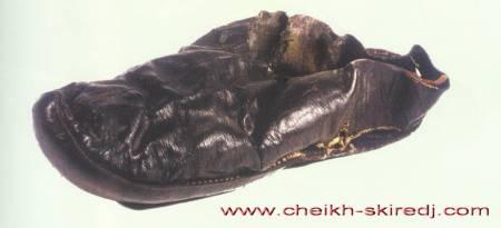 Sandal-sandal (terumpah) peninggalan Rasulullah SAW tercinta …