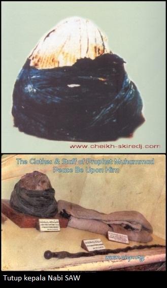 Gambar-Gambar Eksklusif Peninggalan Nabi Muhammad SAW