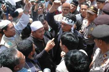Konflik ahmadiyah