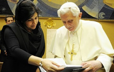 Quran Warsi and Pope